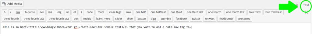 nofollow-html-tag