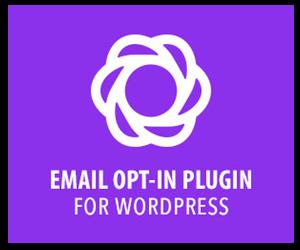 Bloom Email Optin Plugin